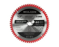 Finishing Circular Saw Blade12 in. (60-Teeth)
