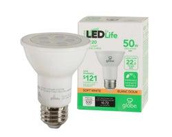 Ampoule-réflecteur DEL PAR20, 6 W