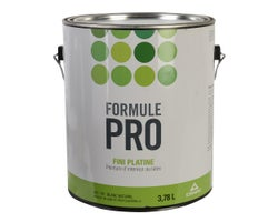 Formule Pro Platinum Latex Paint Natural White 3.78 L