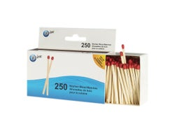 Wood Matches (250-Pack)
