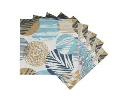Table Napkins Ocean Breeze (20-Pack)
