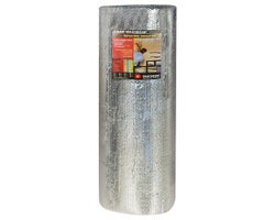 AYR-FOIL A2V Aluminum / White Bubble Wrap Insulation 4 ft. x 125 ft.