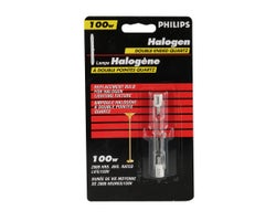 T3 Halogen Light Bulb (Short)100 W