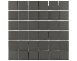 Nuit Porcelain Mosaic 12 in. x 12 in.