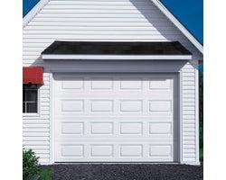Porte de garage isolée 9 pi x 7 pi Artic 12