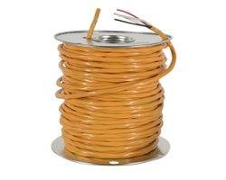 Interior Electrical Wire NMD-90, 10/3 Orange 75 m