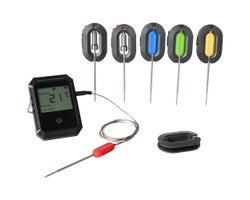 Smart Wireless BBQ Thermometer