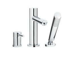 Delphi Bathtub Faucet with Hand Shower