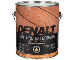 Denalt Semi-Transparent Tintable Base Exterior Stain 3.78 L