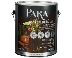 Timbercare Exterior Solid Wood Stain Hybrid White 3.78 L