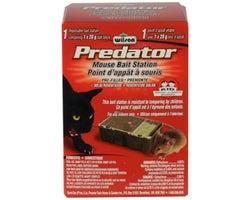 Station d'appât pour souris Predator
