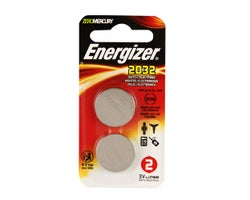 Energizer 2032 Batteries 3 V (2-Pack)