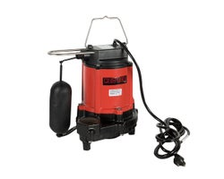 Cast Iron Submersible Sump Pump 1/2 HP