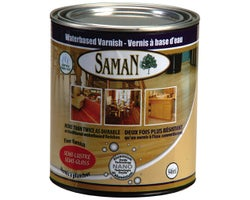 Water-Based Semi-Gloss Varnish 946 ml