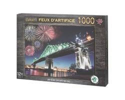 Fireworks Puzzle (1000 pieces)