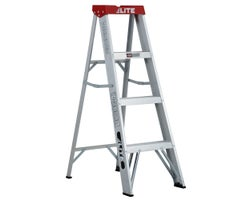 Aluminum Stepladder 4 ft. Grade 3