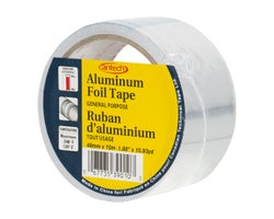 Aluminum Foil Duct Tape , 48 mm x 10 m