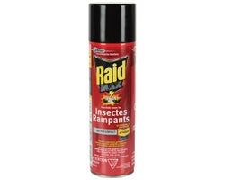 Insecticide pour insectes rampants Raid Max 500 g