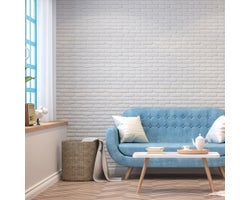 Oslo White Deco Brick