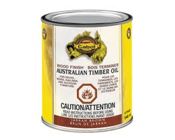 Fini pour le bois Australian Timber Oil Brun de Jarrah 946 ml