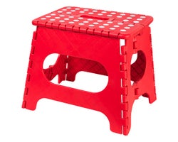 Folding Step/Stool 10 1/2 in.