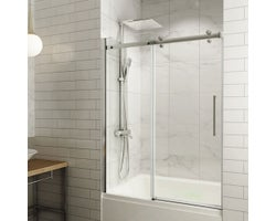 Porte de bain-douche coulissante Seram