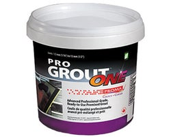 Coulis Pro Grout ONE 1,89 L Argent