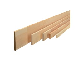 Clear Jointed Pine 1 in. x 4 in. x 8 ft.