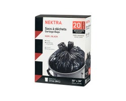 Extra Large Garbage Bags ( XL )(20-Pack)