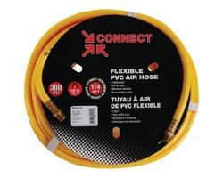 Tuyau à air comprimé PVC 1/4 po x 50 pi