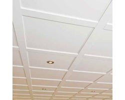 Embassy Suspended Ceiling Main Crossbar 8 ft. (10-Pack)