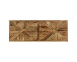 Wall Decoration 40-3/16 in. x 13-3/4 in.
