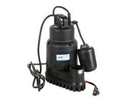 Submersible Sump Pump 1/2 HP