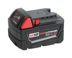 Batterie haute capacité REDLITHIUM XC 18 V (4,0 Ah)