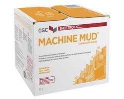 Composé à joints de gypse Machine Mud 20 kg