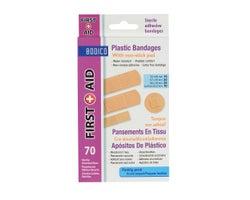 Plastic Bandages (70-Pack)