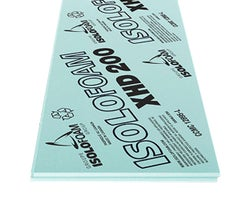 XHD200 Insulating Panel , 2,4 in. x 4 ft. x 8 ft.