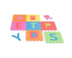 Alphabet Game Floor Mat for Children