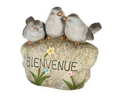Oiseaux Bienvenue