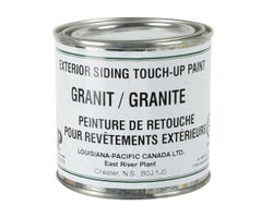 Exterior Siding Touch-Up Paint Granite 284 ml