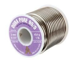 Soudure sans-plomb Dura-Pure 95/5
