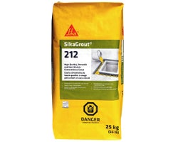 SikaGrout212 Pre-Mixed Cement  25kg