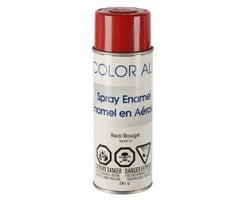 Peinture-émail Color All Rouge lustré 340 g