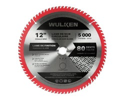 Finishing Circular Saw Blade12 in. (80-Teeth)