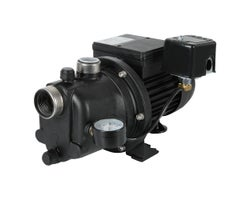 Shallow Well Jet Pump 3/4 HP