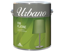 Urbano Platinum Finish Latex Paint Natural White & Colours 3.7 L