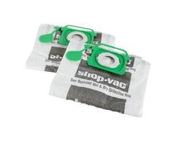 Sacs sec/humide pour aspirateur , Shop-Vac 45 L à 75 L