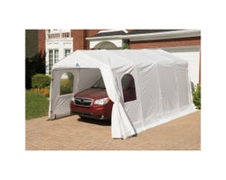 Car Shelter  11 ft. x 12 ft.