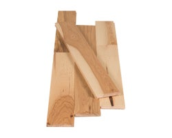 Prefinished Hardwood Flooring Rural Hickory 4-1/4 in.