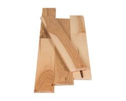 Plancher de bois franc préfini 41/4po Hickory rural